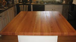 delivered butcher block island top to hollymead area of