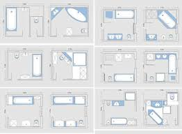 adding comfort and efficiency to your small bathroom layout contains