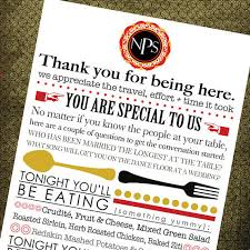 wedding program wording etiquette 25 ways to give thanks at your wedding etiquette magazines and