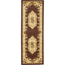 10 Ft Rug Unique Loom Traditional Versailles Red 10 Ft X 13 Ft Rug 3129306