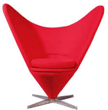 Cone Chair Verner Panton Heart Cone Chair Parabel Coffee Table Dining Ball