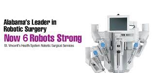 Dr Mack Barnes Birmingham Al Alabama Robotic Surgeons Physicians St Vincents Robotics