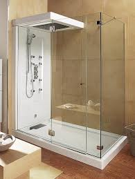 Lowes Bathtub Surrounds Bathroom Exciting Shower Stall Kits For Bathroom Decoration Ideas