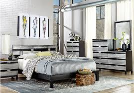 Silver Bedroom Furniture Sets by Shop For A Gardenia Silver 5 Pc Queen Bedroom At Rooms To Go Find