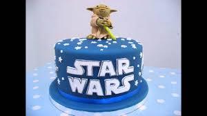 Popular Star Wars Cake Decorations Youtube
