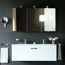 bathroom medicine cabinets with mirrors and lights awesome medicine cabinets with lights or best bathroom lighting
