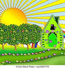 Art Garden Garden Theme Cliparts Free Download Clip Art Free Clip Art