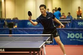 Us Table Tennis Team Reflections Of Two Time Olympian Khoa Nguyen The Serve
