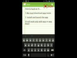 hack wifi with android no root