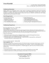Sle Resume Mortgage Operations Manager Resume Exle Bank Loan Officer Resume Sle Loan Officer