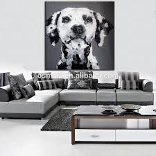 Wall Decor Home Goods Home Goods Wall Art Lovely Dog Canvas Paintings Oil Painting On