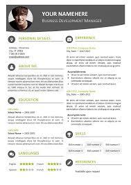 modern resume layout 2015 quick quick resume free europe tripsleep co