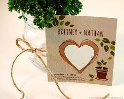 eco friendly wedding favors 6 traditional element alternatives for eco friendly weddings