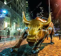 wall ideas wall street bull art print wall street bull canvas