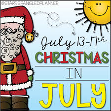 christmas in july day 2 kid friendly standards posters u003c can