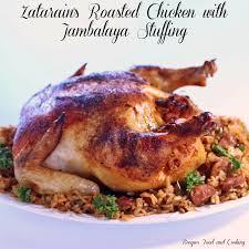 zatarain s roasted chicken with jambalaya sundaysupper