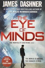 amazon com the eye of minds the mortality doctrine book one