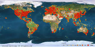 ip address map ip address location map 2007