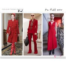 2017 color trend fashion runways color trend report pre fall 2017 by 5forecastore