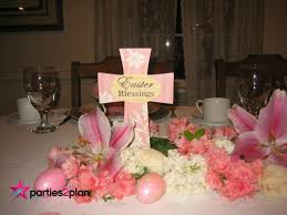 Easter Restaurant Decorations by Tablescape Easter Dinner Table Decorations Parties2plan