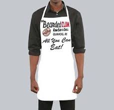 Family Guy Halloween Costumes Funny Apron Bearded Clam Allyou Eat Family Guy