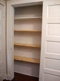 bathroom closet shelving ideas shelves for closet closet renovations icing on the cake