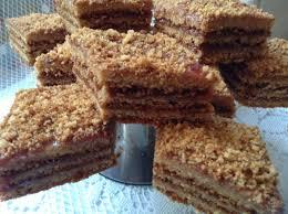 amour de cuisine gateau sec gâteaux aux miel à la confiture de fraises la cuisine de djoumana