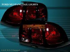 96 98 mustang tail lights 98 mustang tail lights ebay