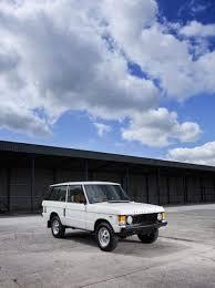 vintage range rover range rover classic