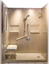 Handicapped Bathroom Showers Mobile Home Handicap Showers Guest Room Pinterest Handicap