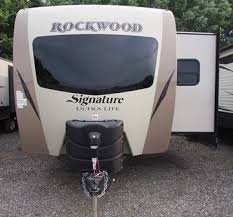 Rockwood Trailers Floor Plans Rockwood Signature Travel Trailer