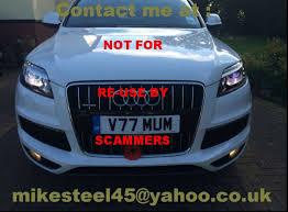 audi q7 autotrader scamwarners com view topic audi q7 3 0tdi quattro reg v77mum