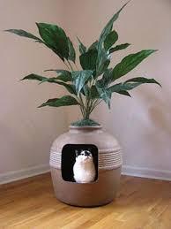 Decorative Cat Box Litter Box