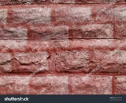 Painting A Wall To Look Like Brick Textured Concrete Block Wall Painted Look Stock Photo 34564528