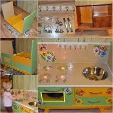tv cabinet kids kitchen wonderful diy kids play kitchen from old nightstand