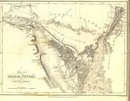 Sinai Peninsula On World Map by The Sinai Peninsula Of Ancient Egypt