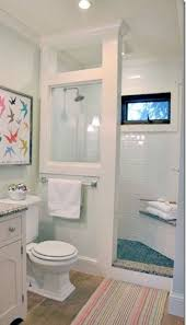 Doorless Shower For Small Bathroom Bathroom Home Enclosures Clawfoot Narrow Pictures Shower