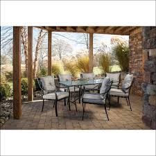 Patio Table And Chair Sets Dining Room Fabulous 7 Piece Round Outdoor Dining Set Folding