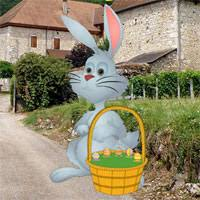 big easter bunny play big easter bunny land escape at wowescape enjoy to play