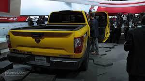 slammed nissan truck nissan truckumentary shows 2016 titan durability testing