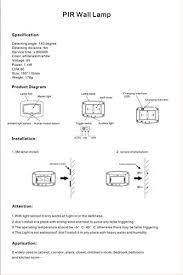Motion Sensor Bathroom Light Led Sensor Light Lifenergy Led Aluminum Wall Lights Wireless