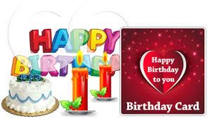 birthday card personalized custom birthday card maker print a