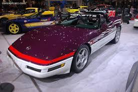 95 chevy corvette auction results and sales data for 1995 chevrolet corvette c4