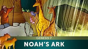 sunday lesson noah u0027s ark genesis 7 bible teaching