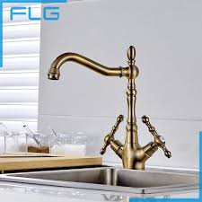 Kitchen Faucets Bronze Finish by Traditional Kitchen Faucets