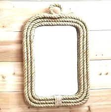 nautical bathroom mirrors nod to nautical bathroom coastal bathroom mirrors bathroom mirrors you ll love in for a