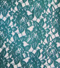 Joann Fabric Suedesays Fabric Textured Lace Enamel Blue Joann