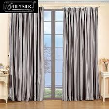 Living Room Curtains Silk Popular Cream Silk Curtains Buy Cheap Cream Silk Curtains Lots