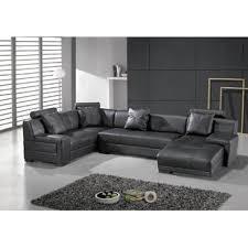 u shaped leather sofa u shaped leather sectionals you ll love wayfair