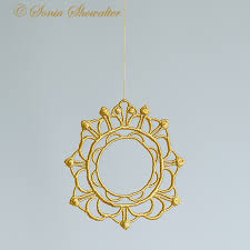 free standing lace ornaments showalter designs
